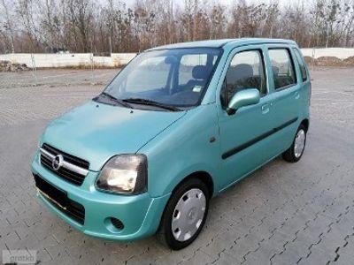 używany Opel Agila A 163 Tyś km / Serwisowany ASO / Klimatyzacja