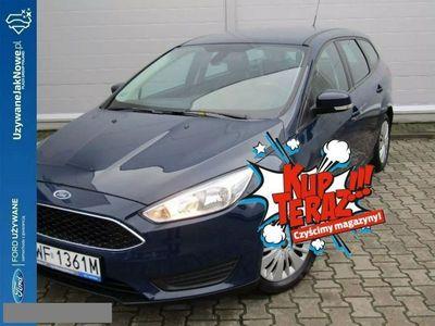 używany Ford Focus 1.5dm 120KM 2016r. 118 300km