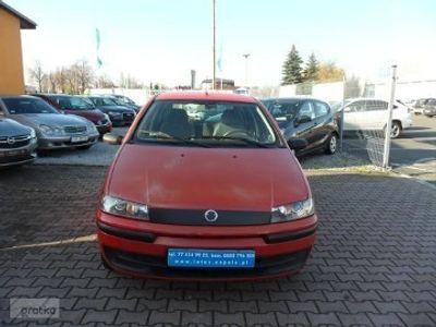 używany Fiat Punto II