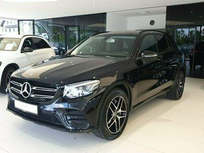 używany Mercedes GLC220 2.1dm 170KM 2019r. 52 581km