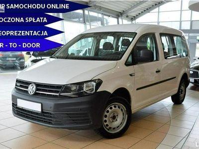 używany VW Caddy Maxi 2.0 TDI 4Motion 122KM ASO Salon PL FV23%