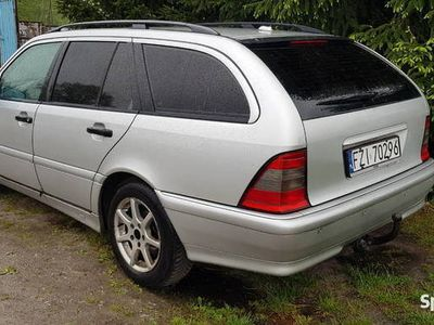 używany Mercedes C220 Diesel Kombi