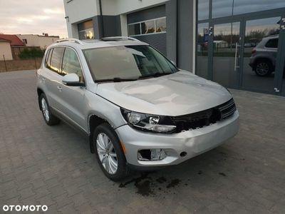 gebraucht VW Tiguan II