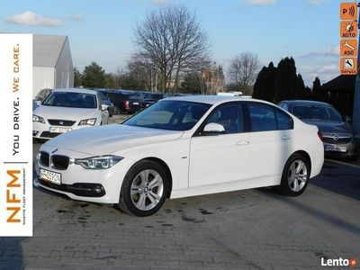 używany BMW 320 2dm 184KM 2016r. 94 439km