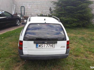 używany Opel Astra salon Polska drugi wl, 14 lat w jednych rekach