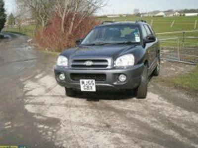 używany Hyundai Santa Fe I ZGUBILES MALY DUZY BRIEF LUBich BRAK WYROBIMY NOWE