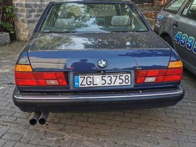 używany BMW 730 i