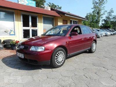 gebraucht Audi A3 I (8L) 1,6 benzyna 101 KM Ks. serwisowa