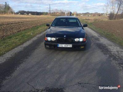 używany BMW 530 e39 d automat xenon komforty z pamięcią