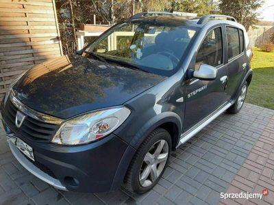 używany Dacia Sandero Stepway 1,5dci, letnie opony