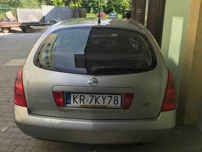 używany Nissan Primera P12, kombi