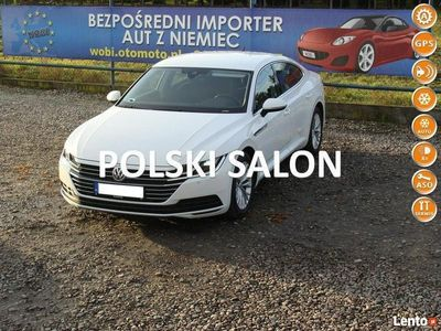 używany VW Arteon 1.5dm 150KM 2018r. 46 358km