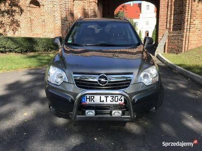 używany Opel Antara 2dm 150KM 2008r. 190 000km
