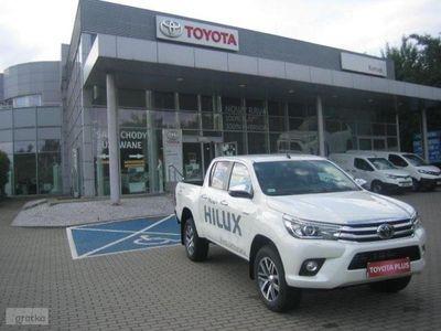 używany Toyota HiLux VIII 2.4 D-4D Double Cab SR5 4x4 aut,Oferta ASD Toyoty