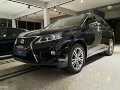używany Lexus RX450h RX IIIawd