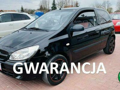 używany Hyundai Getz Gwarancja,Serwis