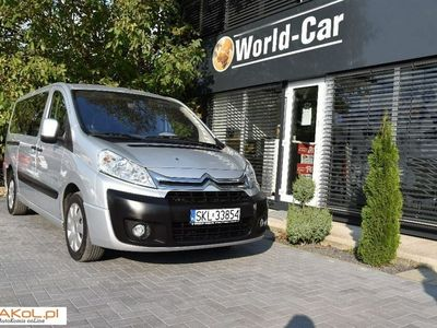 używany Citroën Jumpy Combi 2dm 128KM 2012r. 142 891km