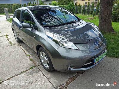 używany Nissan Leaf 30Kw 2017r Europa