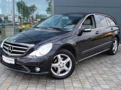 używany Mercedes R350 KRAJOWY/132212km/CZARNY/45900