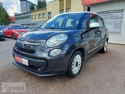 używany Fiat 500L 1.4 benz, full, GPS, stan idealny, gwarancja!