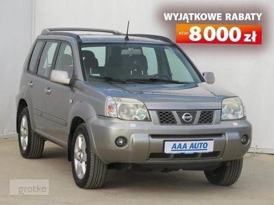 used Nissan X-Trail I 4X4, Klimatronic, Parktronic,ALU