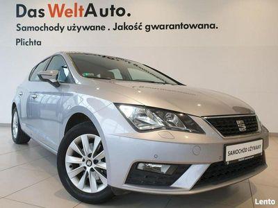 używany Seat Leon 1.4 TSI 125 KM Style Salon Polska VAT 23 % III (2012-)