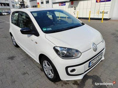 używany VW up! Limited edition CUP, 2014 75KM (PS)