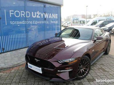 używany Ford Mustang GT VI Fastback 5,0 V8 450KM A10, Białystok