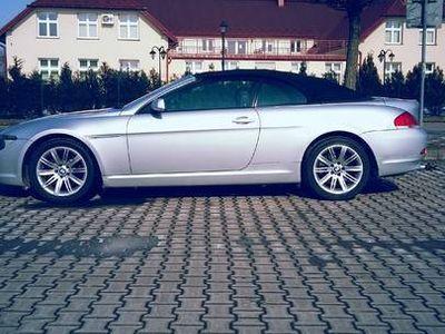 używany BMW 645 Cabriolet E64