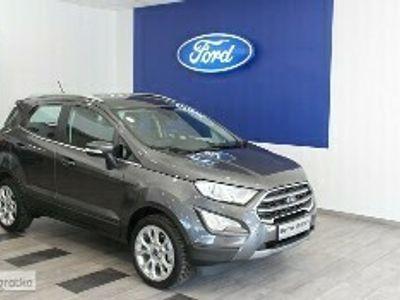 używany Ford Ecosport EcoSport II1.0 EcoBoost 125 KM (Z ASS), M6, FWD Titanium 5D