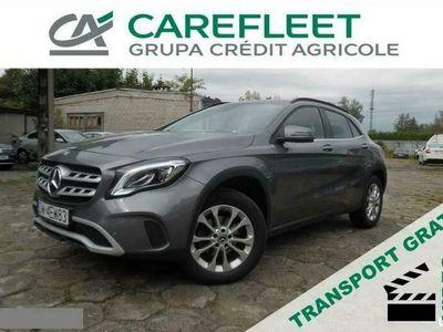 używany Mercedes GLA200 1.6dm 156KM 2019r. 31 177km