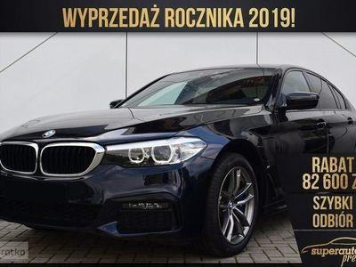 używany BMW 530 SERIA 5 530 M Sport 2.0 e xDrive (252KM) | M Sport + Live Cockpit + Park, Chorzów