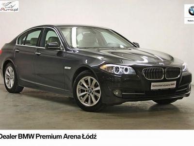 gebraucht BMW 520 seria 5 1.9 d Limuzyna Fotele Komfort Kamera Ksenon Salon PL automatyczna klima.
