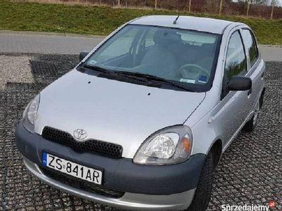 używany Toyota Yaris 2000 345k Szczecin