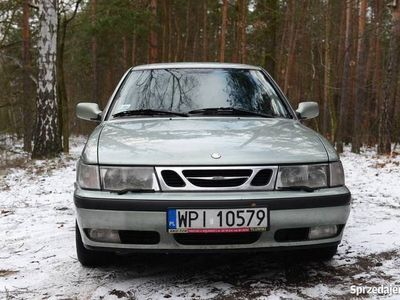 używany Saab 9-3 benzyna+LPG