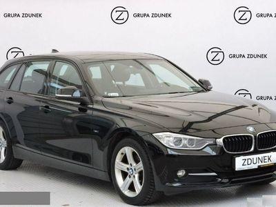 używany BMW 318 2dm 143KM 2013r. 95 000km