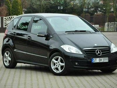 używany Mercedes A150 1.5dm 95KM 2009r. 204 000km
