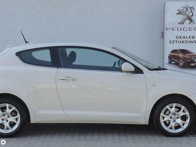 używany Alfa Romeo MiTo 1.5dm3 120KM 2009r. 112 833km JTDM Distinctive JTD ABS automatyczna klima.
