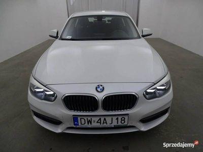 używany BMW 118 1.5dm 136KM 2018r. 20 912km
