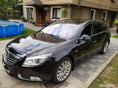 używany Opel Insignia Sport Touer 160 km kombi
