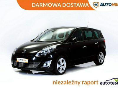 używany Renault Grand Scénic III DARMOWA DOSTAWA, Półskóra, Klima auto, Navi, Parktronik II (2003-2009)