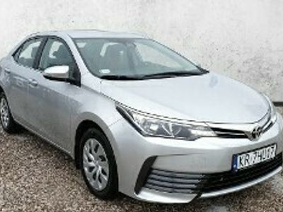 używany Toyota Corolla 1.4 D4D Premium ! Gwarancja Fabryczna ! Samochody Poleasingowe
