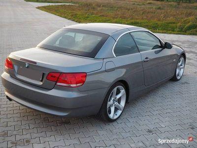 używany BMW 330 Cabriolet E93 d HiFi Logic 7 ori M pakiet