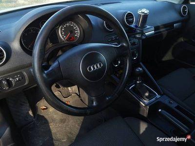używany Audi A3 8P 2.0tdi 140KM, 2004r, bardzo ekonomiczny