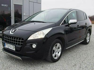 używany Peugeot 3008 I 1.6HDi 112KM 2011r. Klima, Panorama, Head-UP, FV Marża, świeży rozrz