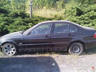 używany BMW 320 E46 SEDAN d AERO w całości lub na części NOWY NR TEL