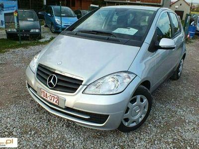 używany Mercedes A150 1.5dm 95KM 2008r. 175 000km
