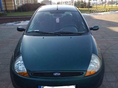 używany Ford Ka 1,3 2002r wspomaganie, klimatyzacja