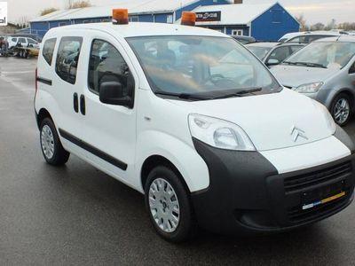 używany Citroën Nemo 1.4dm3 70KM 2010r. 165 000km 1.4HDI Specjalny F.VAT Opłacony z Gwarancją