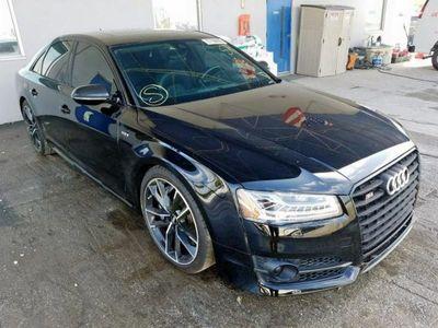 używany Audi S8 4dm 563KM 2017r. 39 200km